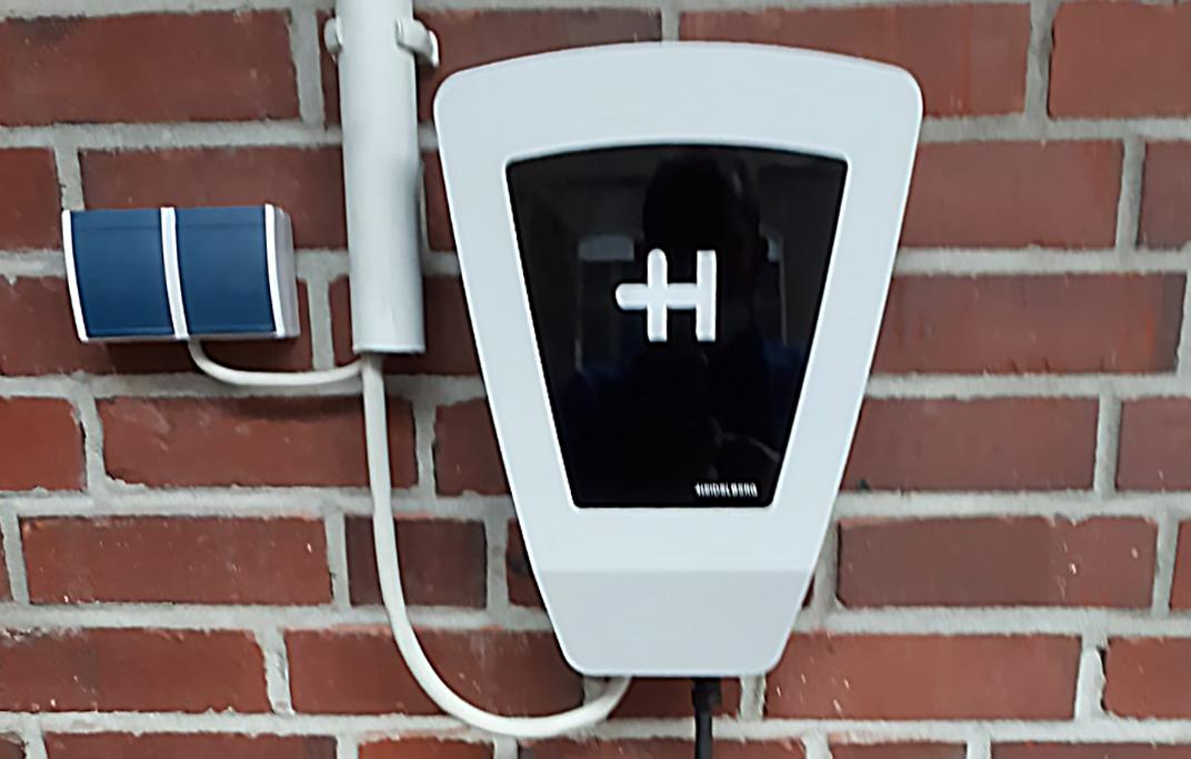Wallbox für E-Autos